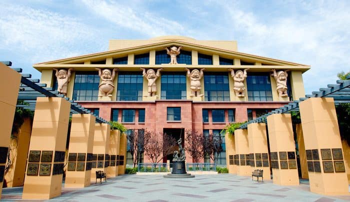 Billion Dollar Companies - Disney