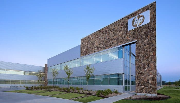 Billion Dollar Companies - Hewlett Packard