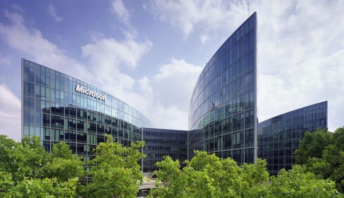 Billion Dollar Companies - Microsoft
