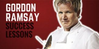 Gordon Ramsay's Success Lessons
