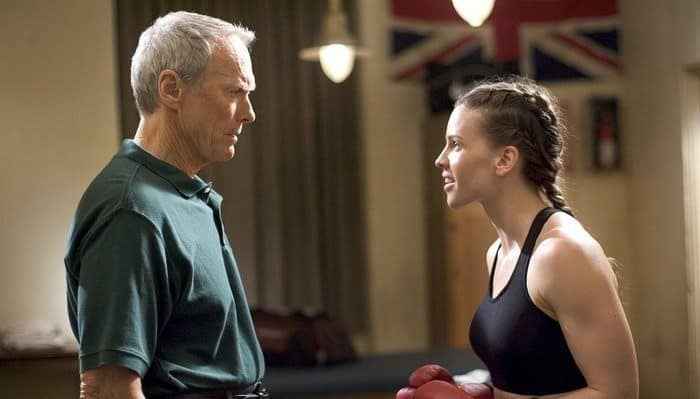 Inspirational Movies - Million Dollar Baby