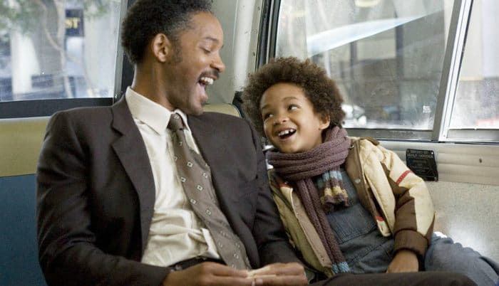 Inspirational Movies - Pursuit of Happyness