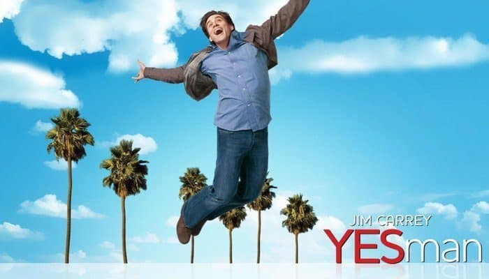 Inspirational Movies - Yes Man!