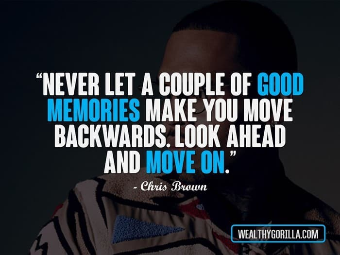 Hip Hop Quotes - Chris Brown Quotes