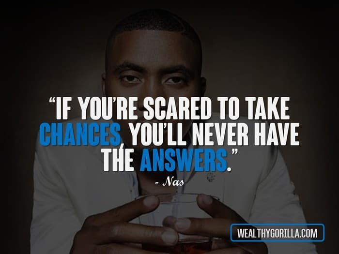 Hip Hop Quotes - Nas Quotes