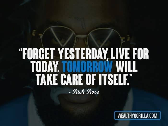 Hip Hop Quotes - Rick Ross Quotes