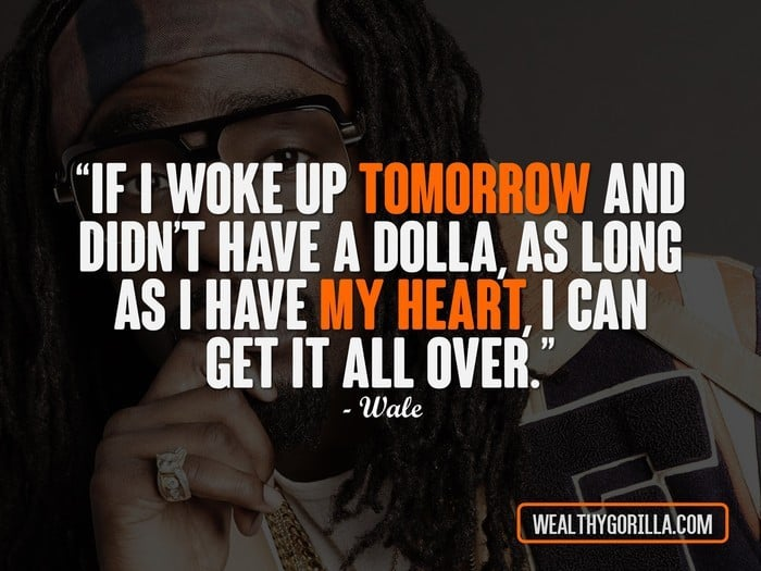 Top 100 Life Quotes Rappers