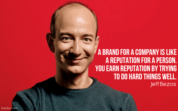 Jeff Bezos Best Entrepreneur Biographies Quote