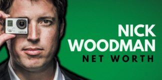 Nick Woodman Net Worth