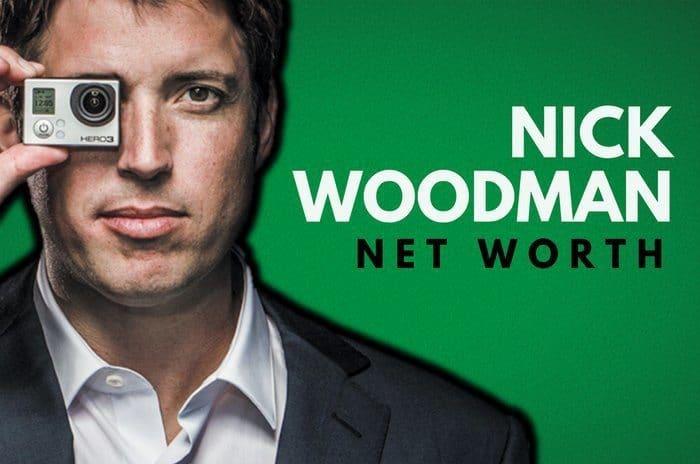 Nick Woodman Net Worth