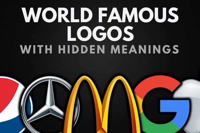 The Top 15 World Famous Logos With Hidden Meanings Wealthy Gorilla