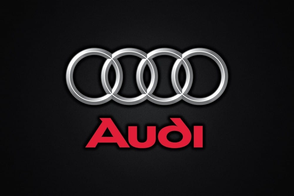 World Famous Logos - Audi