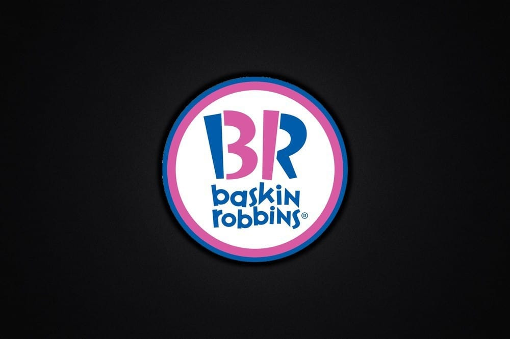 World Famous Logos - Baskin Robbins