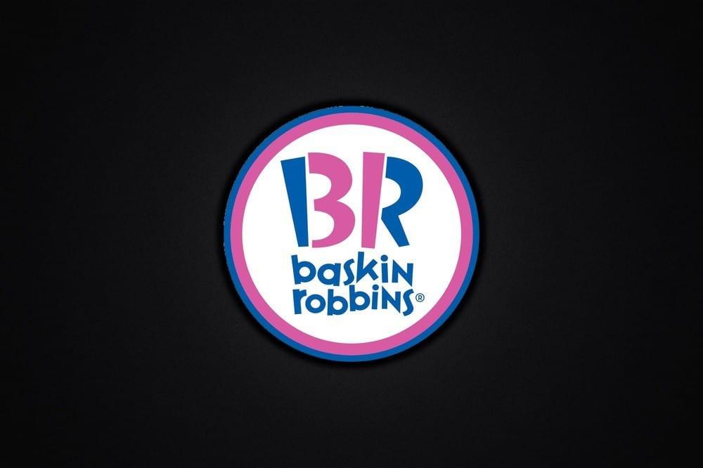 World Famous Logos - Baskin Robbins