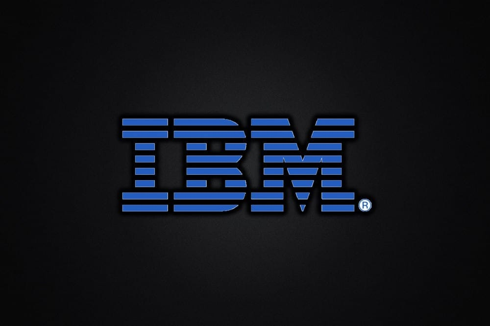 World Famous Logos - IBM