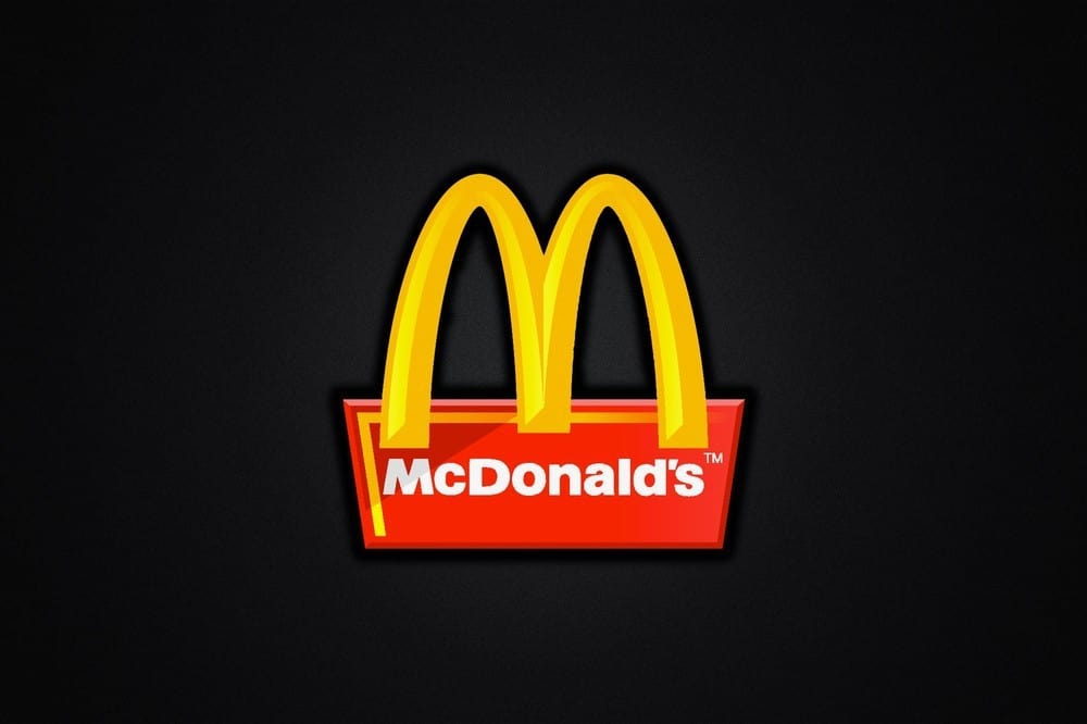 World Famous Logos - McDonalds