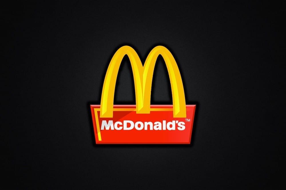 World Famous Logos - McDonalds