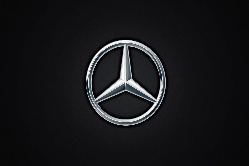 World Famous Logos - Mercedes
