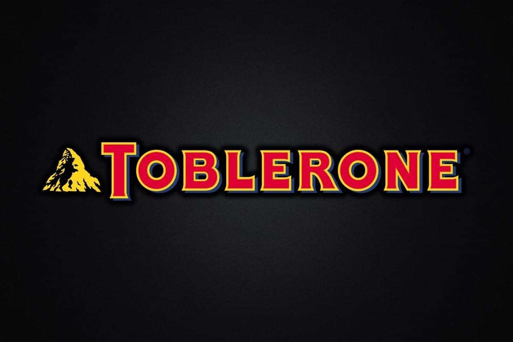 World Famous Logos - Toblerone