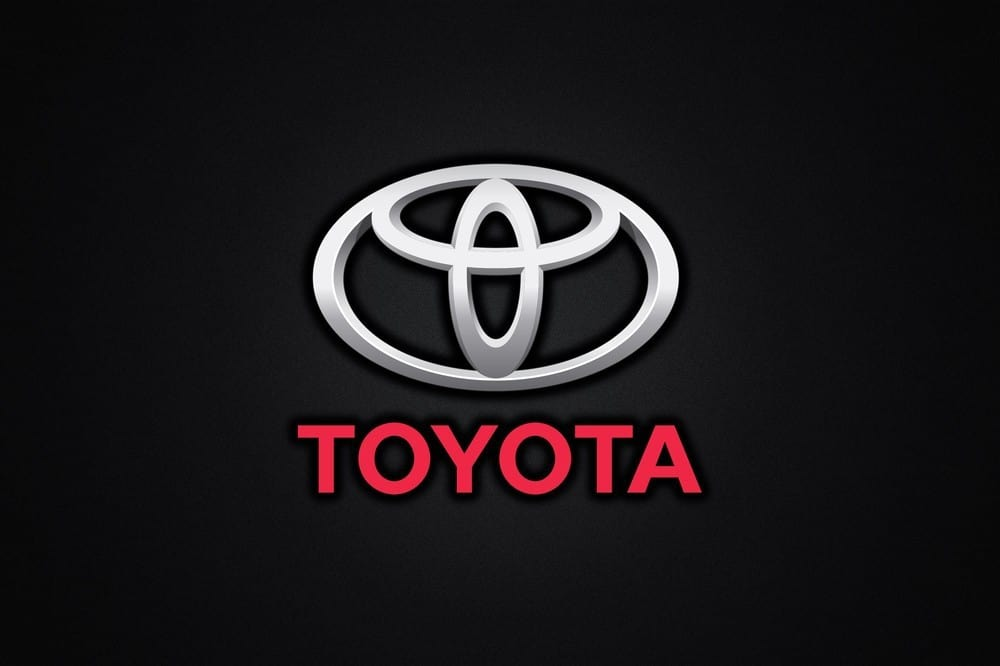 World Famous Logos - Toyota