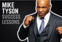 Mike Tyson Success Lessons