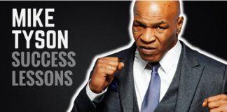 Mike Tyson Success Lessons