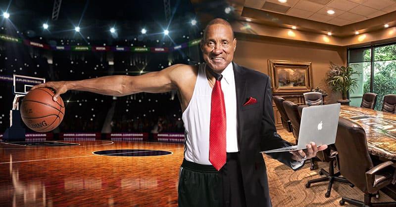 NBA Player Entrepreneurs - George Tinsley