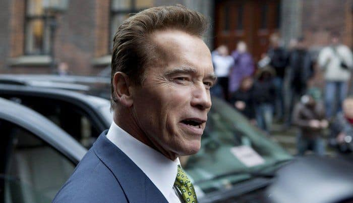 Arnold Schwarzenegger - Best Motivational Speakers in the World