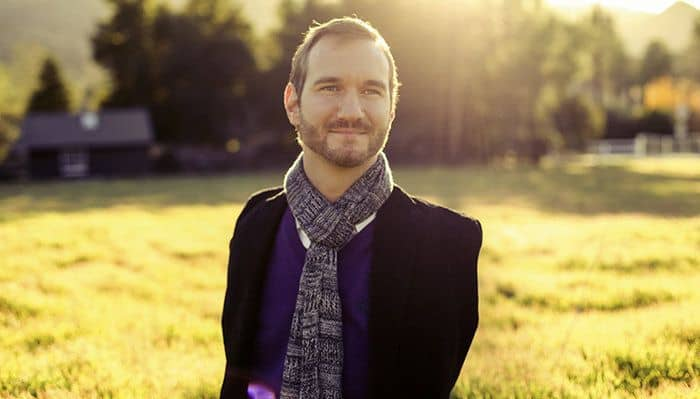 Nick Vujicic - Best Motivational Speakers in the World