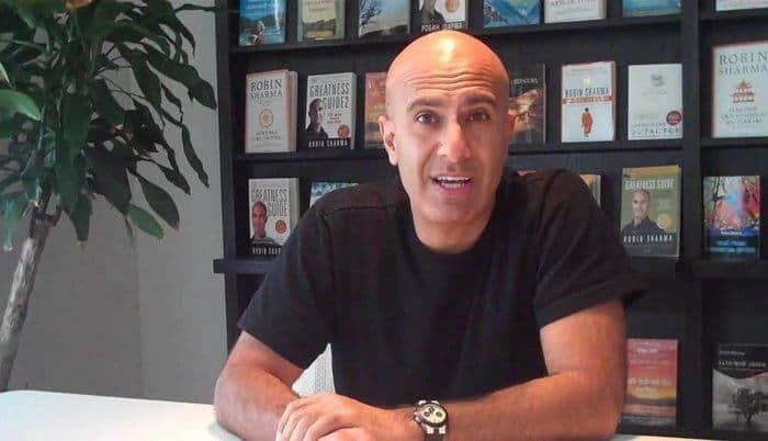 Robin Sharma - Best Motivational Speakers in the World