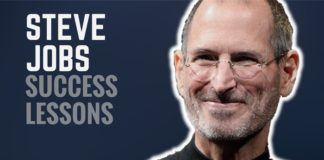 Steve Jobs' Success Lessons