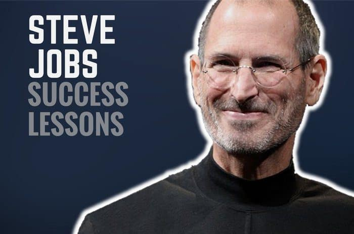 8 Success Lessons from Steve Jobs