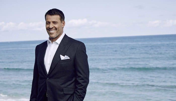 Tony Robbins - Best Motivational Speakers in the World