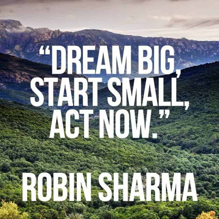 Robin Sharma Picture Quote 1