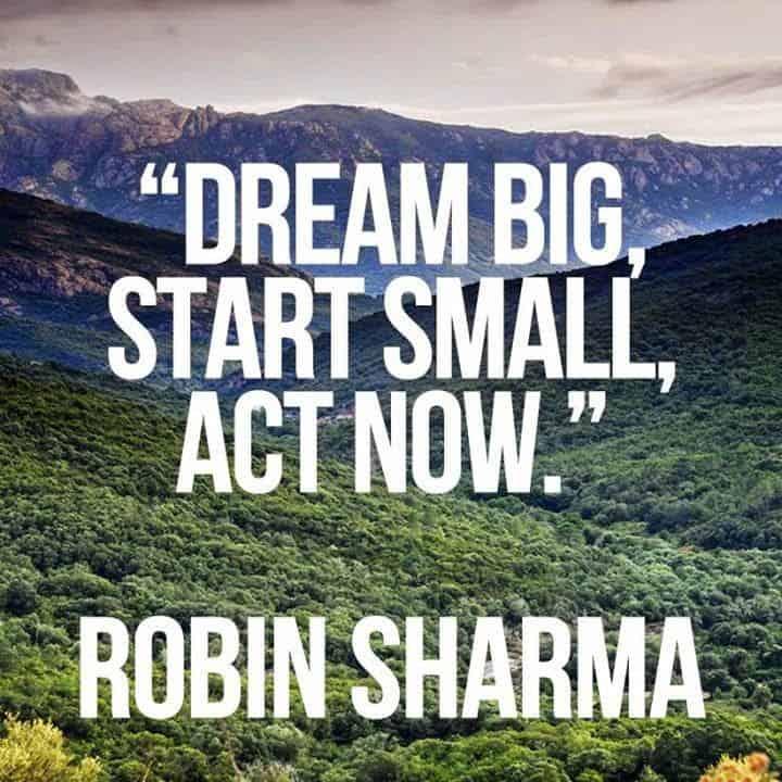 Robin Sharma Picture Quote 1
