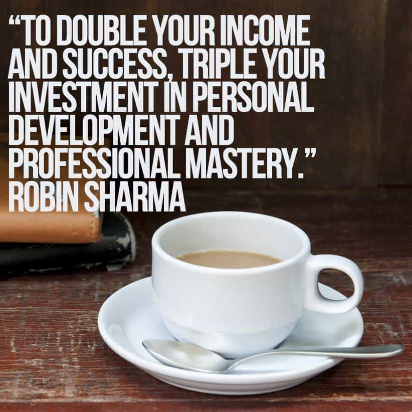 Robin Sharma Picture Quote 16