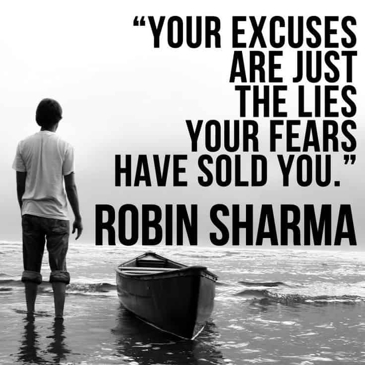 44 Robin Sharma Picture Quotes Of Encouragement Wealthy Gorilla