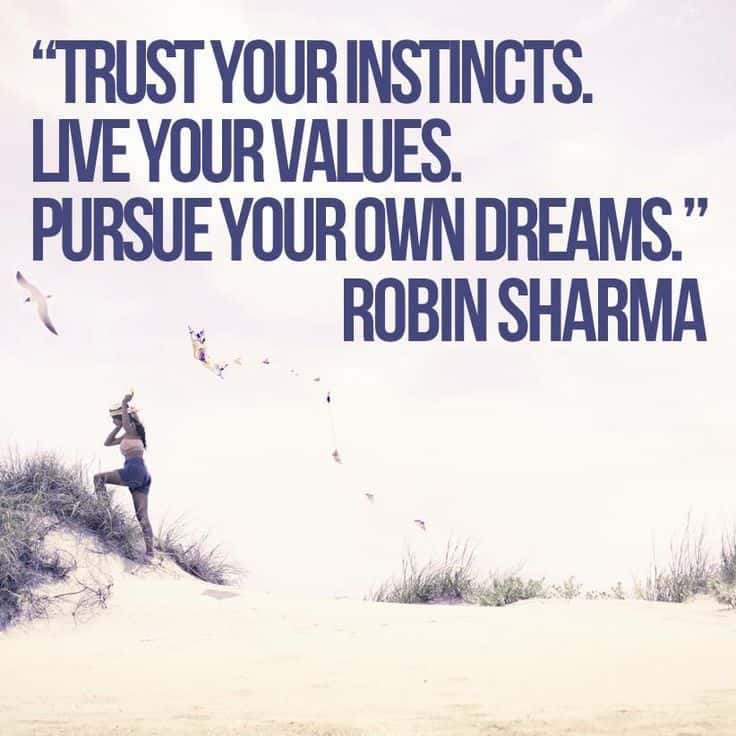 Robin Sharma Picture Quote (25)