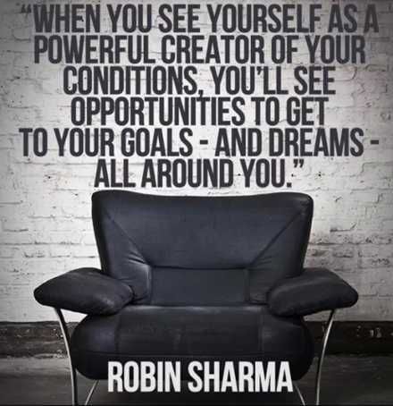 Robin Sharma Picture Quote 8