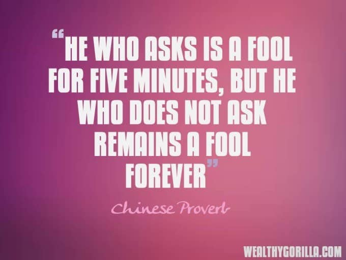 Chinese Proverb Life Lessons Learned