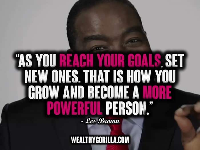 Les Brown Quotes - Picture (3)