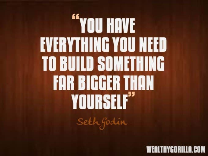 Seth Godin Motivational Picture Quotes