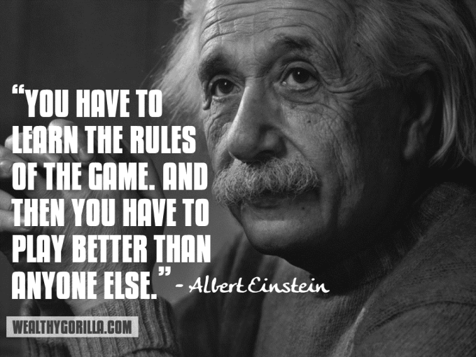 35 Wise Albert Einstein Quotes We Cannot Ignore 2020 Wealthy Gorilla