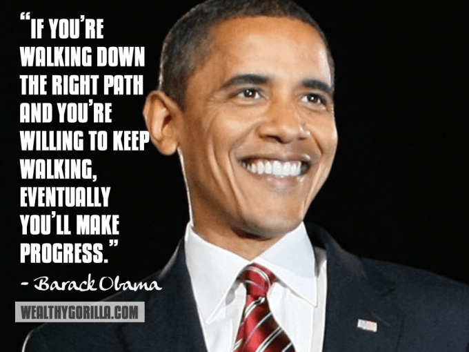 Barack Obama Inspirational Quote