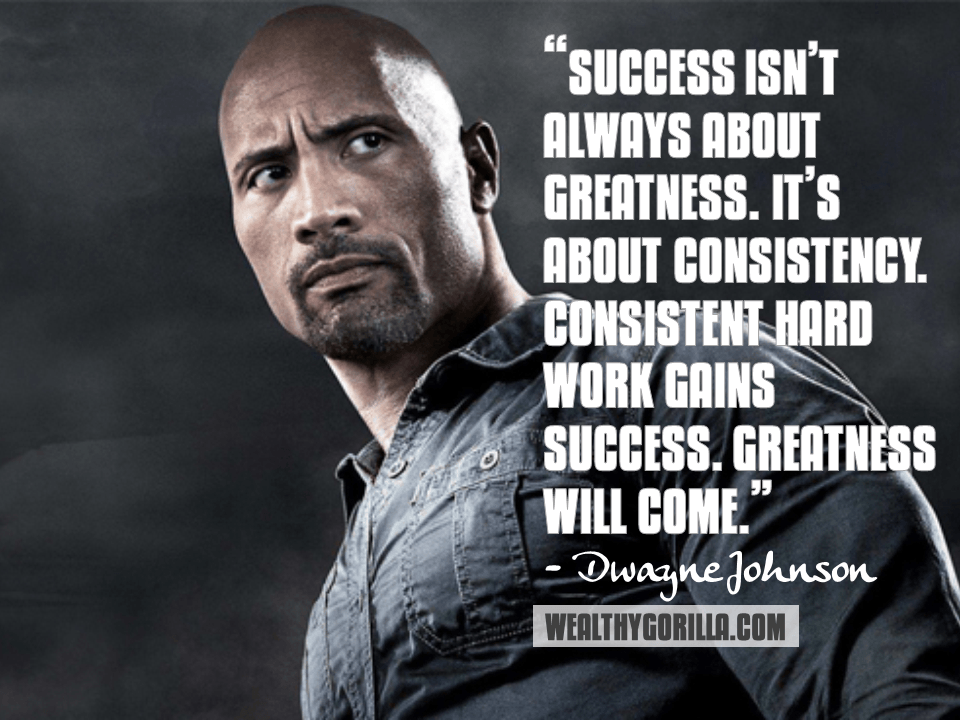 How To Take Charge Of Your Life Like Dwayne Johnson Wealthy Gorilla