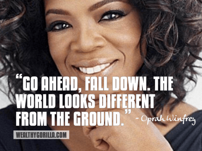 Oprah Winfrey Inspirational Quote