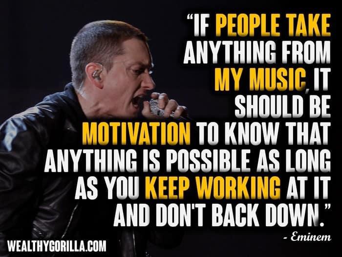 Eminem Quotes - Picture 1