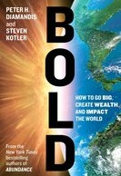 Bold by Peter Diamandis Business Book