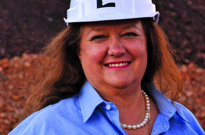 Famous Female Entrepreneurs - Gina Rinehart