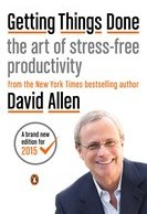 Getting Things Done by David Allen Business Book